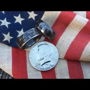 Other - Kennedy Half Dollar Coin Ring
